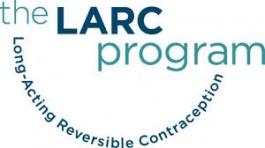 The LARC Program logo